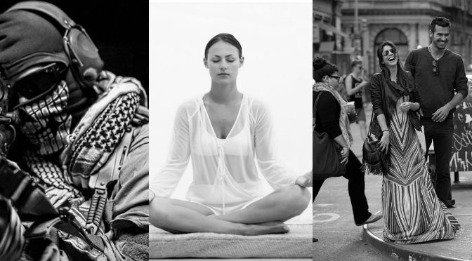 4-count breathing: An exercise for runners, meditators, commandos, and everyone else.