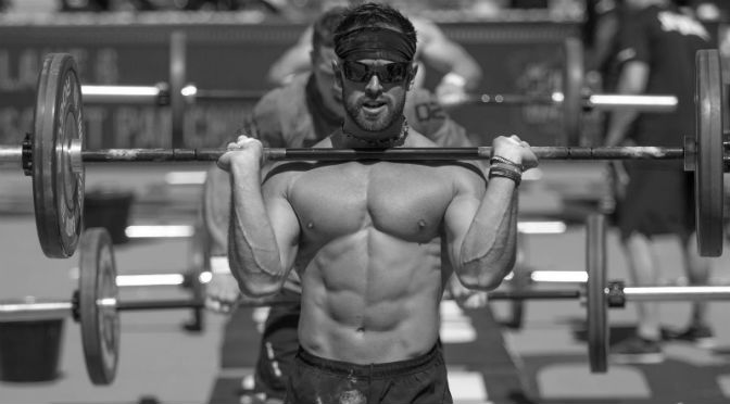 "The irony of the ""fitness"" identity: a praise of CrossFit, and a critique of its founder."