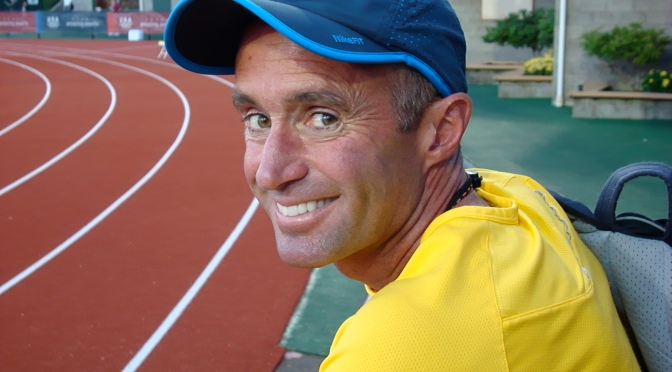 I really hope that Alberto Salazar isn't cheating.